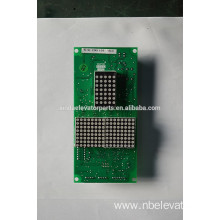 DOT-108C Display board for COP & HOP duplex dot-matrix elevator spare part